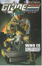 Gi Joe Collectors Club Official Magazine Newsletter September '13 Promo Giveaway