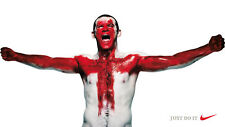 WAYNE ROONEY MANCHESTER UNITED ENGLAND POSTER FIFA WORLD CUP BRAZIL 2014
