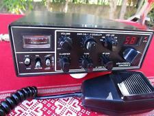 CB HAM INTERNATIONAL CONCORDE II AM/FM/SSB/CW 120CX 8W