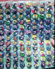 New Lot 108pcs anime cartoon children Badge Button Pin 2.5cm kids gift