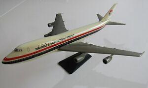 1/250 Brambles International Freight Boeing 747-200 desk top display model