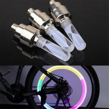 Led 7 Color Night Light Bike Decoration Light Bicycle Accessories Tire Lamp