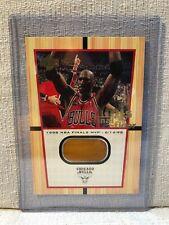 Michael Jordan 2000 Upper Deck MJs Final Floor 1998 Finals MVP Jumbo Card FF11
