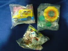 McDonalds Fisher-Price Kids Meal Toys Lot of 3
