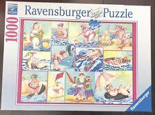 "Ravensburger ""Bathing Beauties"" 1,000 Piece Jigsaw Puzzle"