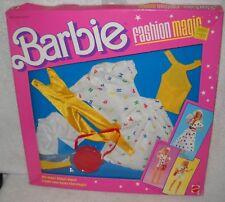 #9622 NRFB Vintage Mattel Fashion Magic Barbie Fashions Clothes Set