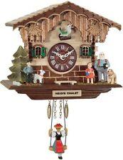 ENGSTLER 01893 SQ MINIATURE Horloge Forêt-Noire avec mouvement quartzwerk