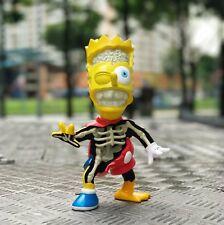 Cote Escriva, Twisted Bart, Sponge Bart, Bart Simpson, Sponge bob, Flayed, Kaws