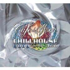 Cafe Del Mar Chillhouse Mix 4      2CD The Defloristics Wei Chi Colette