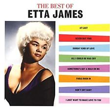 THE VERY BEST OF ETTA JAMES VINYL RECORD LP AT LAST SEVEN DAY FOOL + MORE