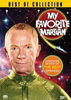 MY FAVORITE MARTIAN BEST OF COLLECTION New Sealed DVD 7 Episodes