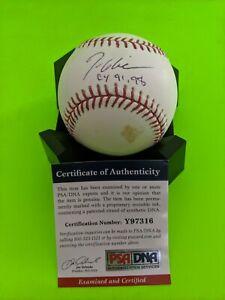 Tom Glavine & Andrew Jones Atlanta Braves Signed MLB lot of 4
