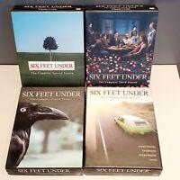 Six Feet Under HBO TV Series DVD Boxed Sets - Seasons 2 3 4 5