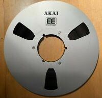 AKAI / Maxell XL-II 35-180 Reel to Reel Tape, Metal Reel, Used