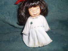 Gotz Trollchen porcelain doll by Susi Eimer (4 inches tall)