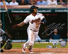 Jose Ramirez Cleveland Indians Autographed 8x10 Signed Photo Reprint