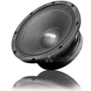 "DS18 Pro 10"" Mid Range Speaker 800 Watts 8 Ohm PRO-FU10.8 Loudspeaker"