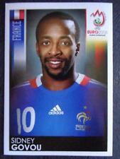 Panini Euro 2008-Sidney Govou France #353