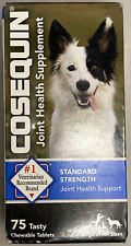 New listing Cosequin Joint Health Supplement for Dogs, 75 Chewable Tablets Free Shipping