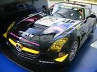 Carrera Digital 132 30612 Mercedes-Benz SLS AMG GT3 Cuerno Motorsport No. 32