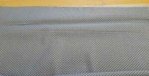 Bolt End 112 cm x 32 cm 100% Cotton Fabric 'Blue Byrd' Blue  Ditsy Design