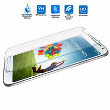 For Samsung S4 Mini 9H 2.5D Premium Real Tempered Glass Screen Protector Film Z