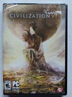 2K Sid Meier's Civilization VI - PC