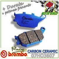 07HO3607 Pastillas Brembo Ceramic Traseros Honda CB Super Dor Bol 1300 2005-08