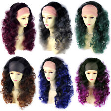 Unisex Synthetic Wigs & Hairpieces Ombré