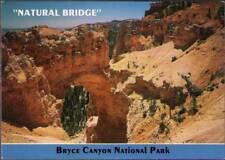 (vj9) Bryce Canyon National Park: Natural Bridge