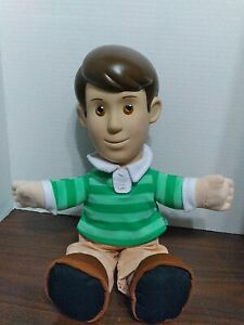 VTG Blue's Clues Steve Doll - Fisher Price - As Is