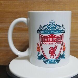 LIVERPOOL  Coffee Mug Cup Taza Souvenir Regalo Gift Soccer Futbol 11oz Ceramic