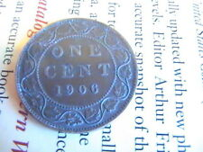 CANADA 1906 Canada Large Cent