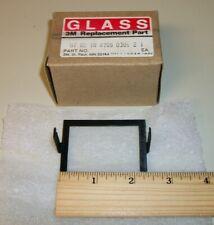 3M New Old Stock Clamp Glass 4 295 400 Microfiche Reader Printer 078278870603012