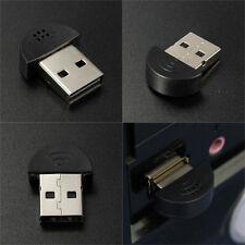 USB Plug Mini Studio Speech Microphone MIC Recording Audio Adapter for PC Laptop