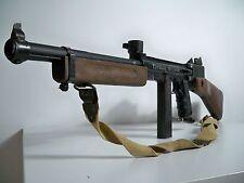D1099992 THOMPSON SUBMACHINE PAINTBALL TOMMY GUN TIPPMAN 98 CUSTOM .68 WORKING