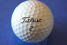 24 Titleist ProV1 AAAA Near Mint Used Golf Balls Pro V1 Free Tees