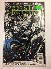Martian Manhunter #16 Comic Book DC 2000