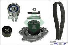 INA Wasserpumpe + Zahnriemensatz für Kühlung 530 0622 30