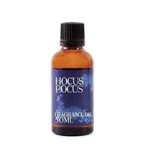 Mystic Moments   Hocus Pocus Fragrance Oil - 50ml (FO50HOCUPOCU)