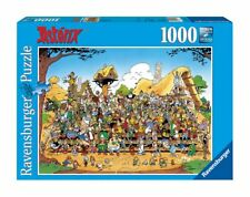 ASTERIX TRES GRAND PUZZLE Ravensburger Family Photo(1000 pièces)PHOTO DE FAMILLE