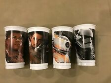 4 Subway Star Wars Collectible Cups