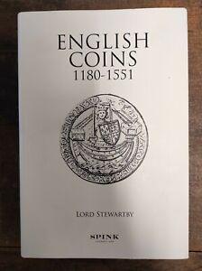 ENGLISH COINS 1180 - 1551