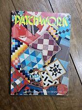 PATCHWORK Environ 60 modèles expliqués - 1979 - Hors Série Tricot Sélection