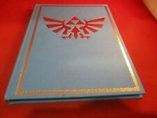 The Legend of Zelda Skyward Sword Collector's Edition Strategy Guide Hint Book