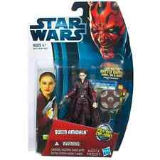 Star wars action figure-MOVIE HEROES-queen amidala mh17-NEUF