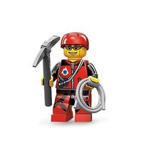 NEW LEGO MINIFIGURES SERIES 11 71002 - Mountain Climber