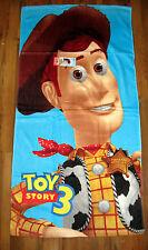 Disney Pixar Toy Story 3 Woody Handtuch, Strandtuch, Saunatuch 150 x 75 cm
