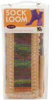 """KB authentic knitting board Sock Loom 52 Peg 7""""X3"""" adult KB4420"""