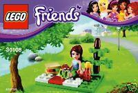Lego Friends Exklusiv-Set 30108 Mia Sommer Picnic